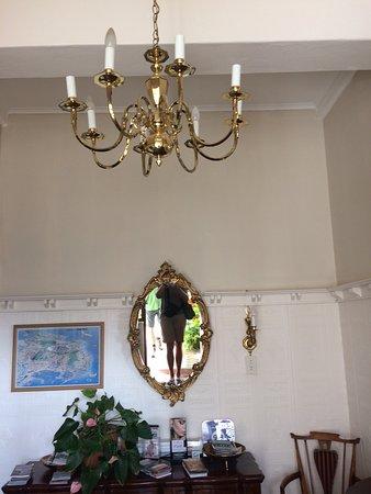 Villa Zeezicht: Der Eingangsbereich