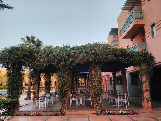 Hotel Les Jardins de l'Agdal: Love the gardening