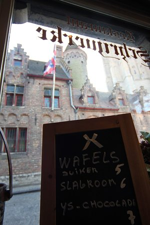 t Schrijverke: They are waffle specialists