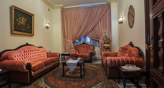 "Hotel Nacional de Cuba: Salón ""Rosado"" para eventos."
