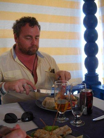 Cuba Por Favor: Lunch time.