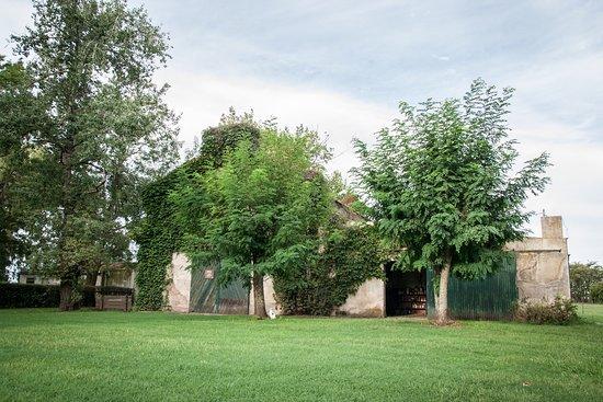 La Margarita Estancia: Old barn/Chapel next to casa Rosada