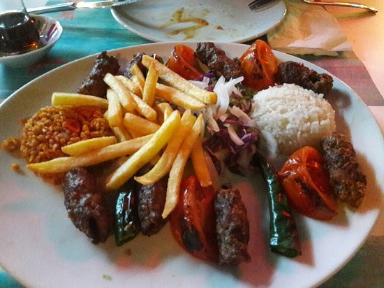 Tike - Taste of Istanbul: mixed grilled meat