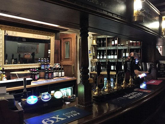 Bar of the Red Lion