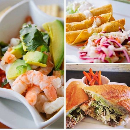 Peak & Elm Cocina y Bar: Our menu is seasonal with chef special on Friday nights.