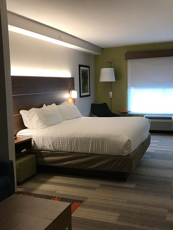 Holiday Inn Express Gatlinburg Downtown: King Suite