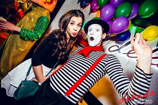 Klub Dekada: Circus Party