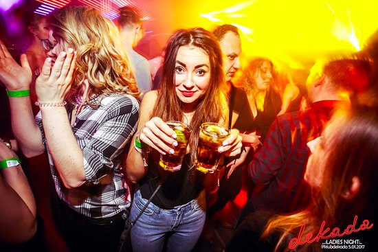 Klub Dekada: Ladies Night
