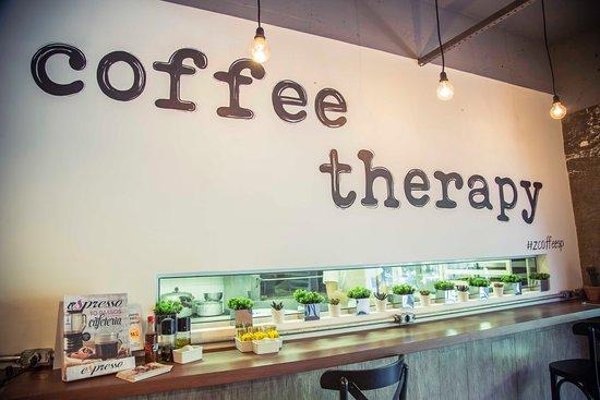 Zcoffee: Salão