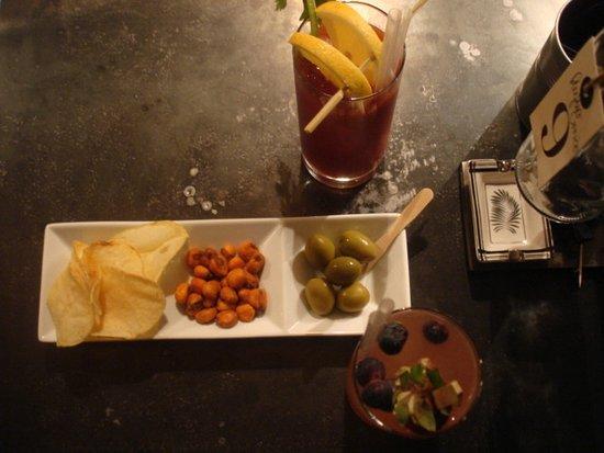 Rufus Cocktail Bar: Aperitivo