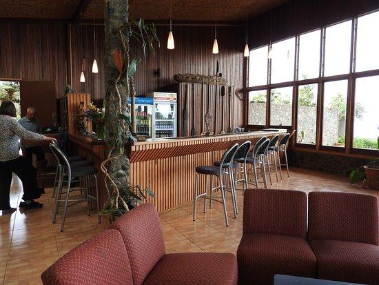 Rondon Ridge: Bar, Lounge