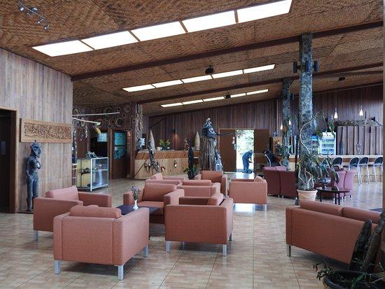 Rondon Ridge: Reception & lounge