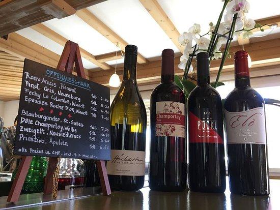 Auenstube Restaurant: Wein