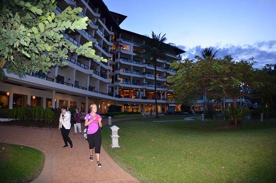 Shangri-La's Tanjung Aru Resort & Spa: Shangri-La Tanjung Aru Resort & Spa Hotel 5* Шангрила Танджунг Ару Резот отель 5*