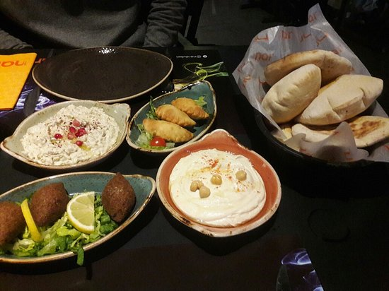 Nar: cold and warm appetizers