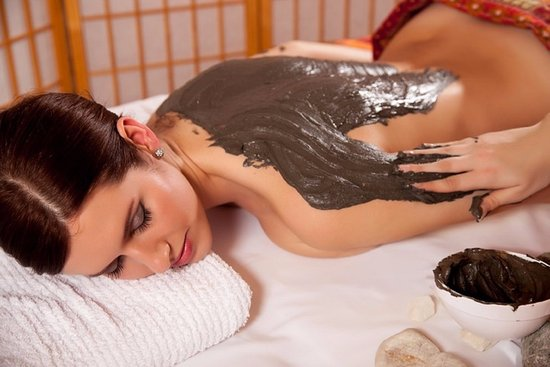 Spa Hotel Olympia Marienbad: Mineral mud thermo wrap