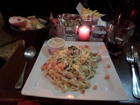Cafe Chappe: de bonnes quantités