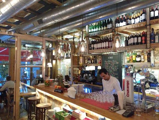 Bar Agustin & Company: Balcão
