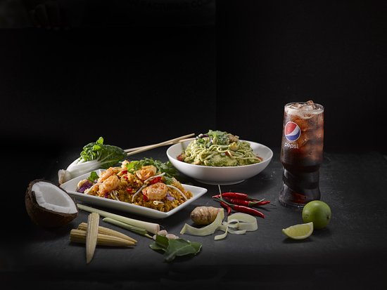 Noodle Wok: Our Delicious Handcrafted Meal for Two.