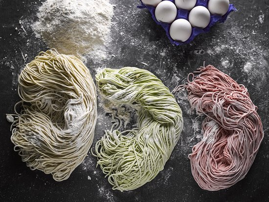 Noodle Wok: Our Handmade Noodles, Made from Scratch.