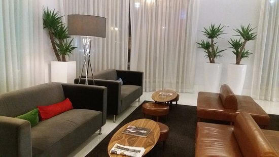 Olissippo Saldanha: Lounge confortável
