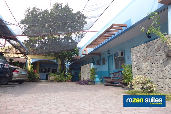 Ground floor of Rozen Suites Malakas