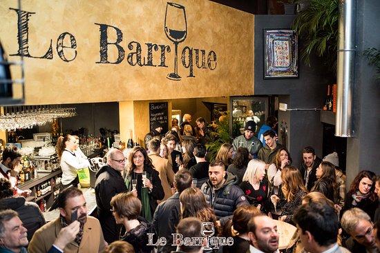 Le Barrique: locale