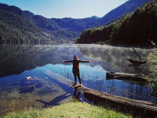 Huerquehue National Park: El mejor día para realizar el sendero, Lago Tilquilco...PN Huequhue