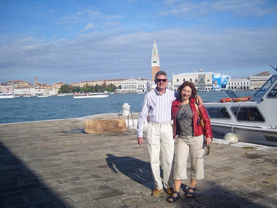GoOpti - Venice: just arrived by boat