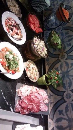 Buono Italian Kitchen: Entrada
