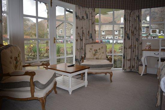 The Little Inn at Grasmere: Garden Room 10