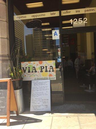 Via Pia: Cocina saludable y deliciosa !