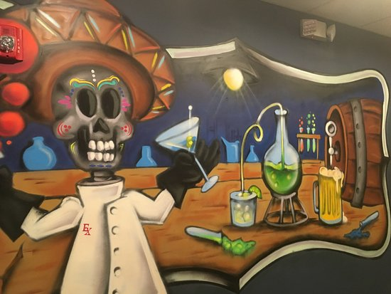 Elixir Bar and Grill: Margaritas to die for?