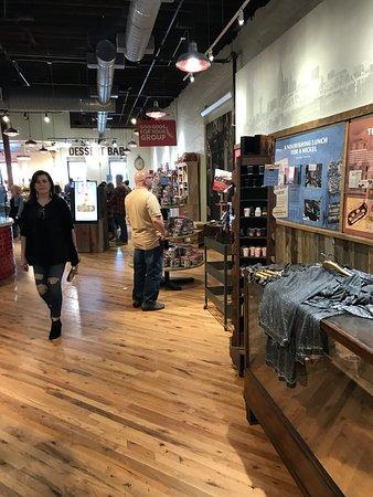 Goo Goo Shop: Store layout