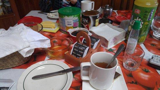 Cochamo, Chile: Desayuno incluido