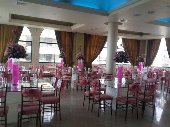 Hotel Atos: Salón Italia.