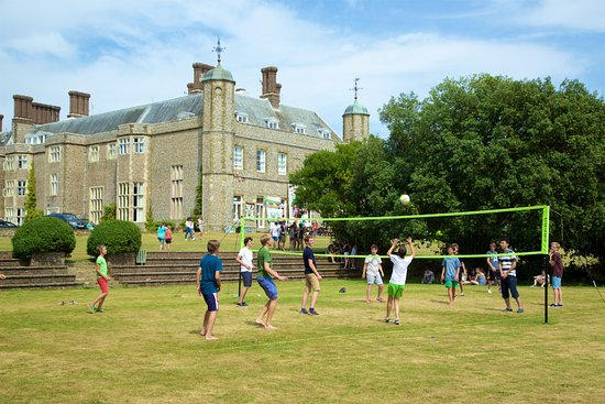Slindon, UK: CLAC - Cambridge Language & Activity Courses for 8 - 17 year olds in the UK