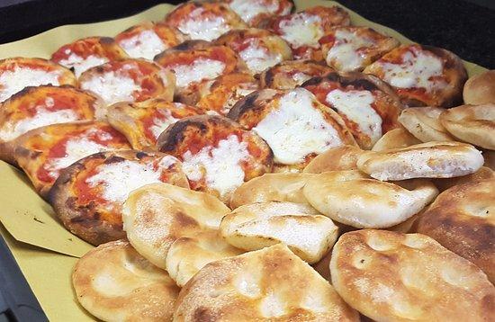 Pizzeria Vasco dal 1933: Pizzette e Focaccine