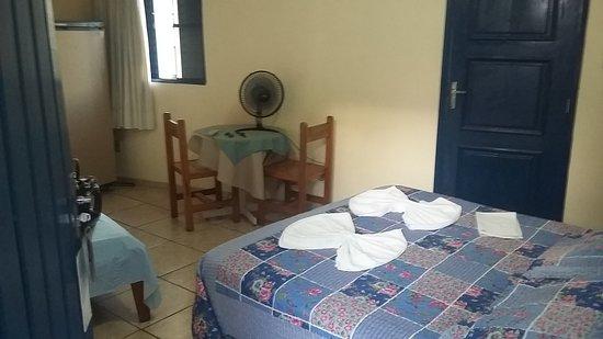 Hotel Pousada Casarao: Quarto