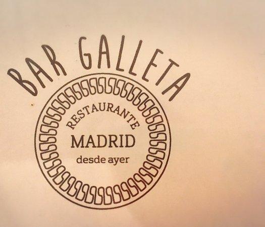 Bar Galleta Photo