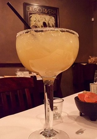 Plainfield, IL: Medium margarita