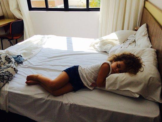 Nadai Confort Hotel & SPA: Hotel para Niños, ideal para visitar con tus hijos, tiene piscina, restaurant, cercano a Estacio