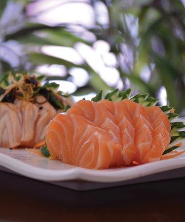 Japa Temaki: Sashimi de Salmão