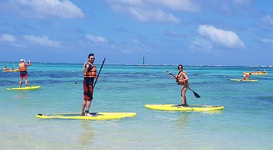 Barcelo Bavaro Palace: Barceló Bávaro Palace Hotel - Stand up paddle (incluído)