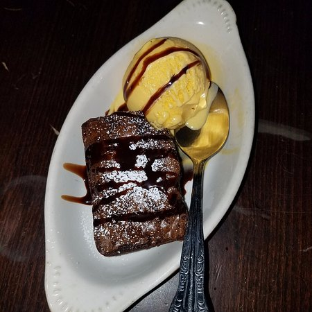 Rustik Tavern: brownie