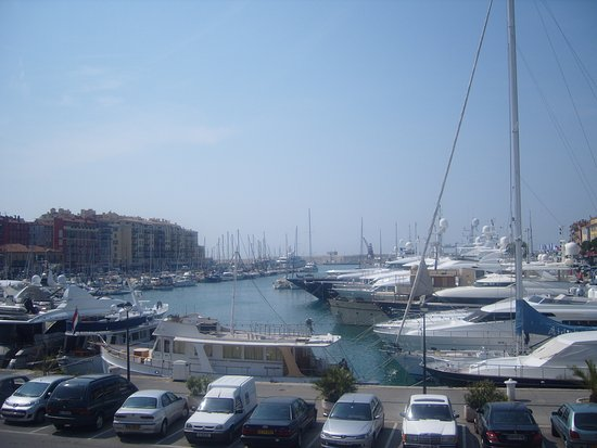 harbour nice.