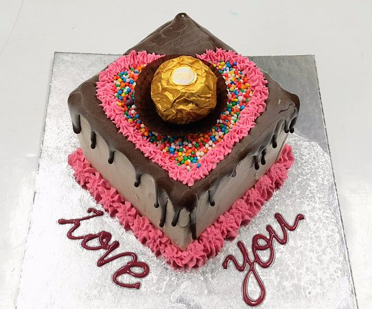 Cold Rock Ice Creamery: Love Valentines day celebration cakes