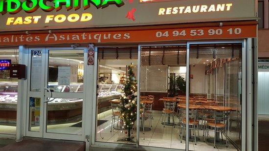 Restaurants Asiatique Place Agricola