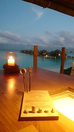 Gili Lankanfushi: By The Sea