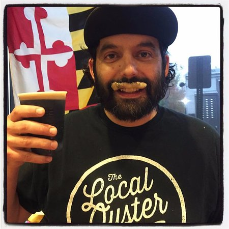 Waverly Brewing presents The Local Oyster Stout brewed with Skinny Dippers!